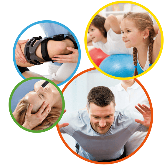 Physio-Feld-Fachbereiche